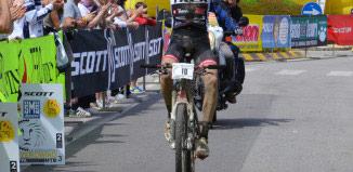 Damiano Ferraro vincitore della Spaccapria 2013