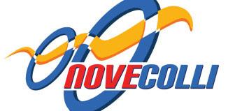Il logo della gran fondo NoveColli 2013