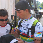 Nino Schurter alla UCI MTB World Cup 2013 in Val di Sole