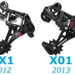 La recensione e i prezzi dell'X01 SRAM