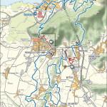 Il percorso della Gimondi Bike 2013