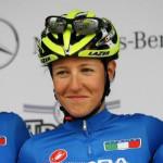Ciclismo Rosa intervista a Marta Tagliaferro